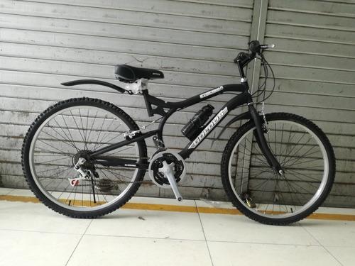 bicicleta montañera aro 26 marca goldus