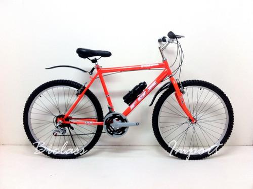 bicicleta montañera aro