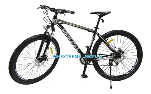 bicicleta montañera de aluminio aro 29 tallas m y l ¡nuevas!