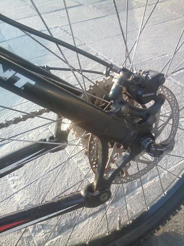 bicicleta montañera doble oferta!!!