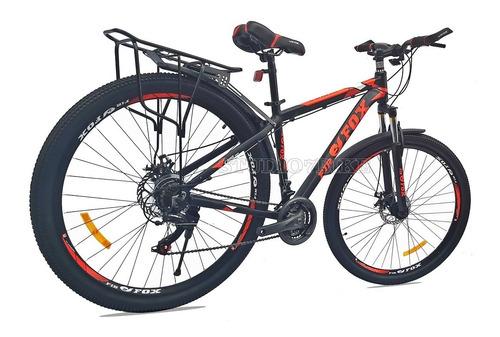 bicicleta montañera firefox aro 29 aluminio