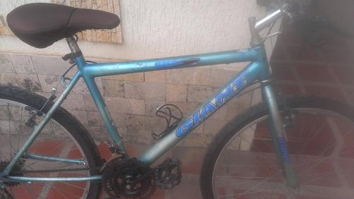 bicicleta montañera giant rin 26