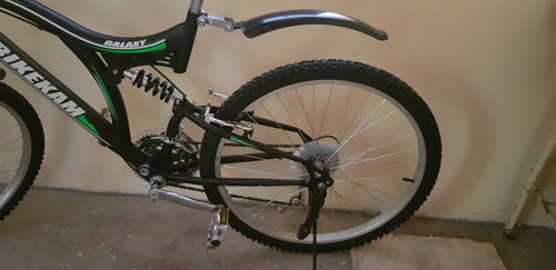 bicicleta montañera nueva aro 26 doble suspensión