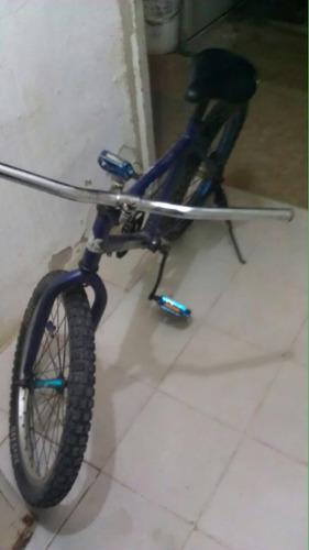 bicicleta montañera rin 20 (negociable)