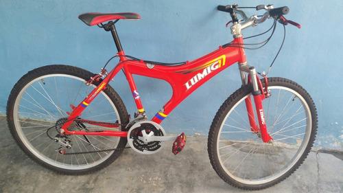 bicicleta montañera rin 26