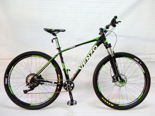 bicicleta montañera venzo prime aro 29 ¡nuevas!