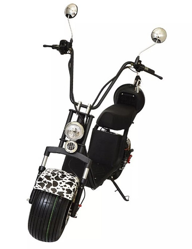 bicicleta moto chopper elétrica 1500w cowboy