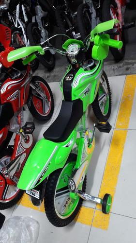 bicicleta moto deportiva de 3 a 5 años
