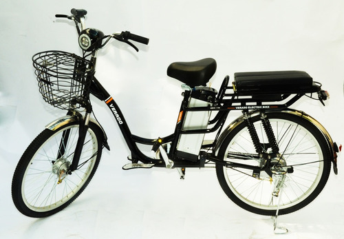 bicicleta moto electrica motor 48 volt 20 ah rodado 26