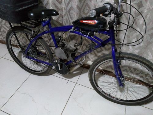 bicicleta motorizada