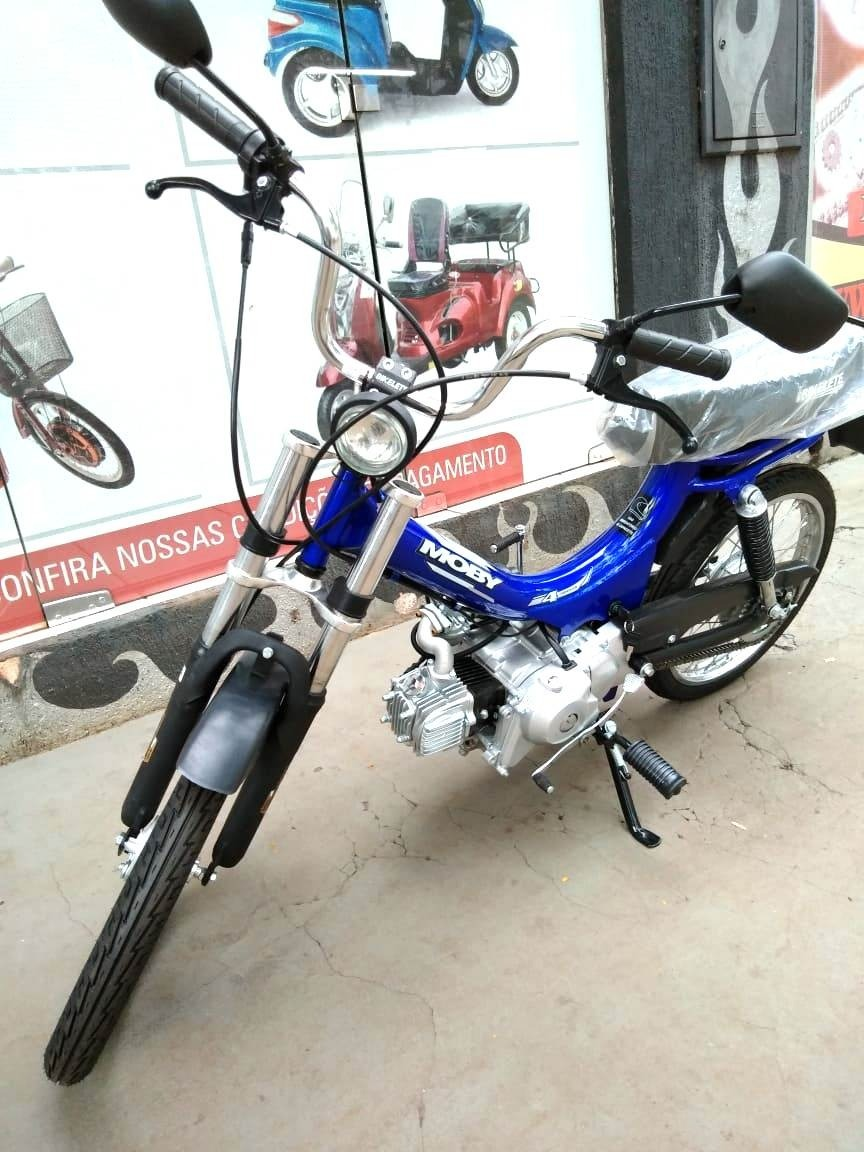 Bicicleta Motorizada Bikelete 49cc Motor 4 Tempos - R$ 5