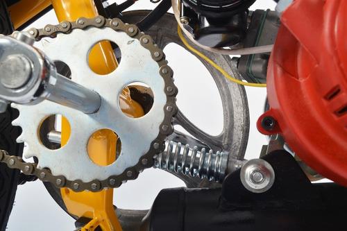 bicicleta motorizada wmx city mobilete 49cc aro 17 bikelete
