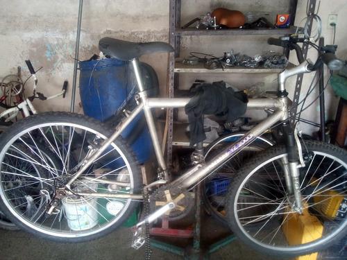 bicicleta mountain bike 21 velocidades