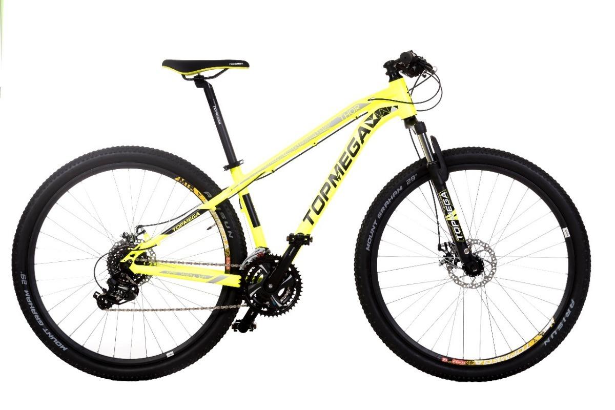 Bicicleta Mountain Bike Alum. Top Mega Thor R29 +linga O Led ...
