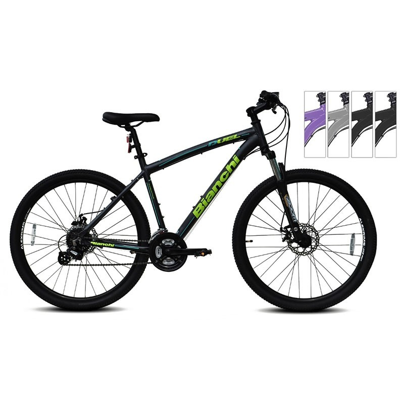 758060e07 bicicleta mountain bike bianchi rodado 27.5 freno a disco. Cargando zoom.