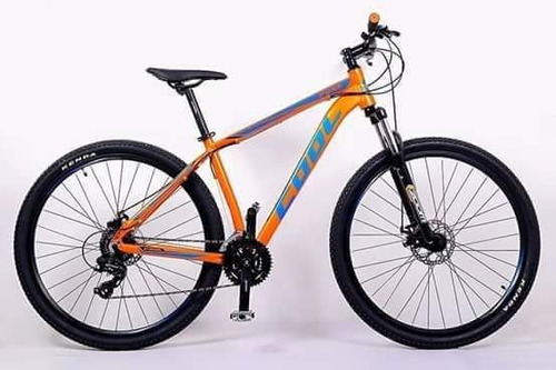 bicicleta mountain bike cool funk r29 24 v shimano altus