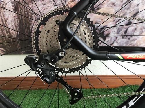 bicicleta mountain bike fire bird r29 monoplato 1 x 10