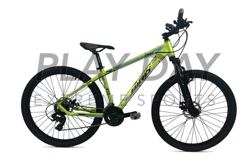 bicicleta mountain bike firebird r27.5 shimano 24v envio