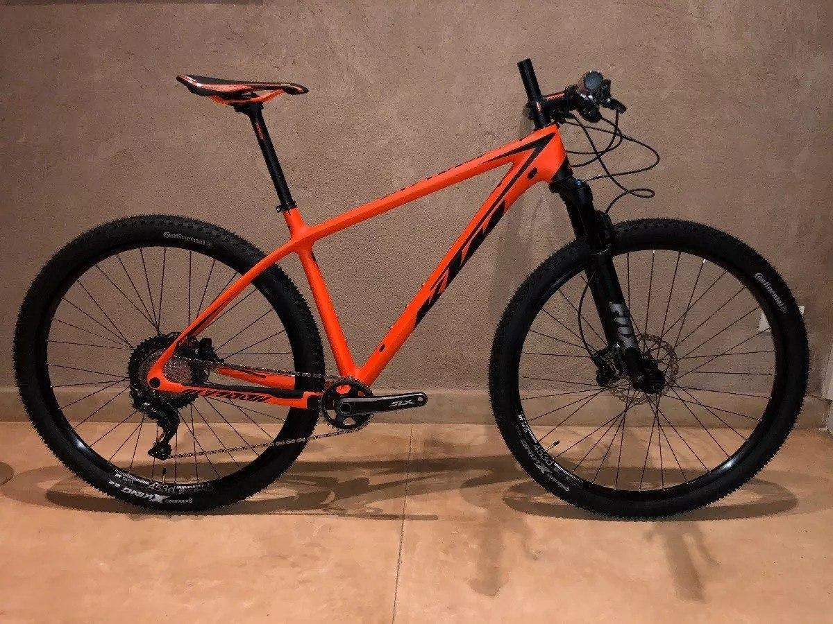 Bicicleta Mountain Bike Ktm Myroon Elite Carbono R29 Cuotas