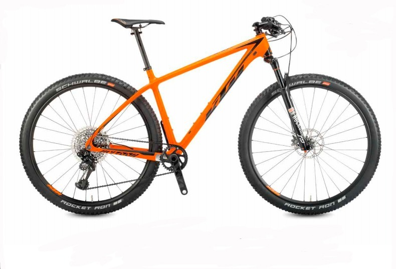 Bicicleta Mountain Bike Ktm Myroon Prestige Rod 29 2018