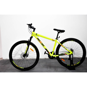 Bicicleta Mountain Bike Motomel Maxam 190 Rod 29