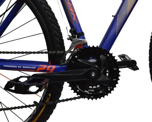 bicicleta mountain bike rod
