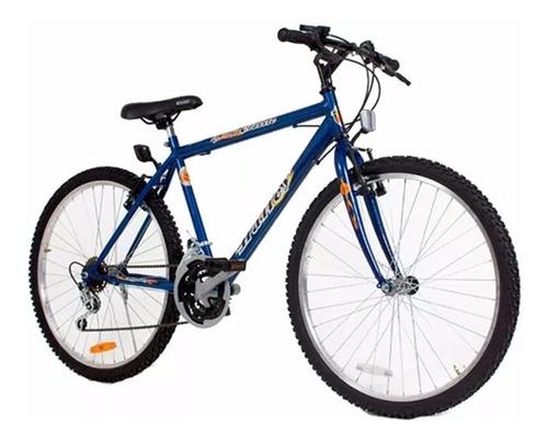 bicicleta mountain bike rodado 26  18v 19151 halley