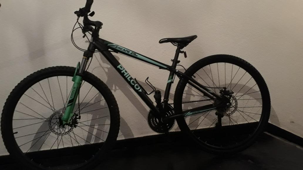 f425775d2 bicicleta mountain bike rodado 29 con frenos a discos. Cargando zoom.