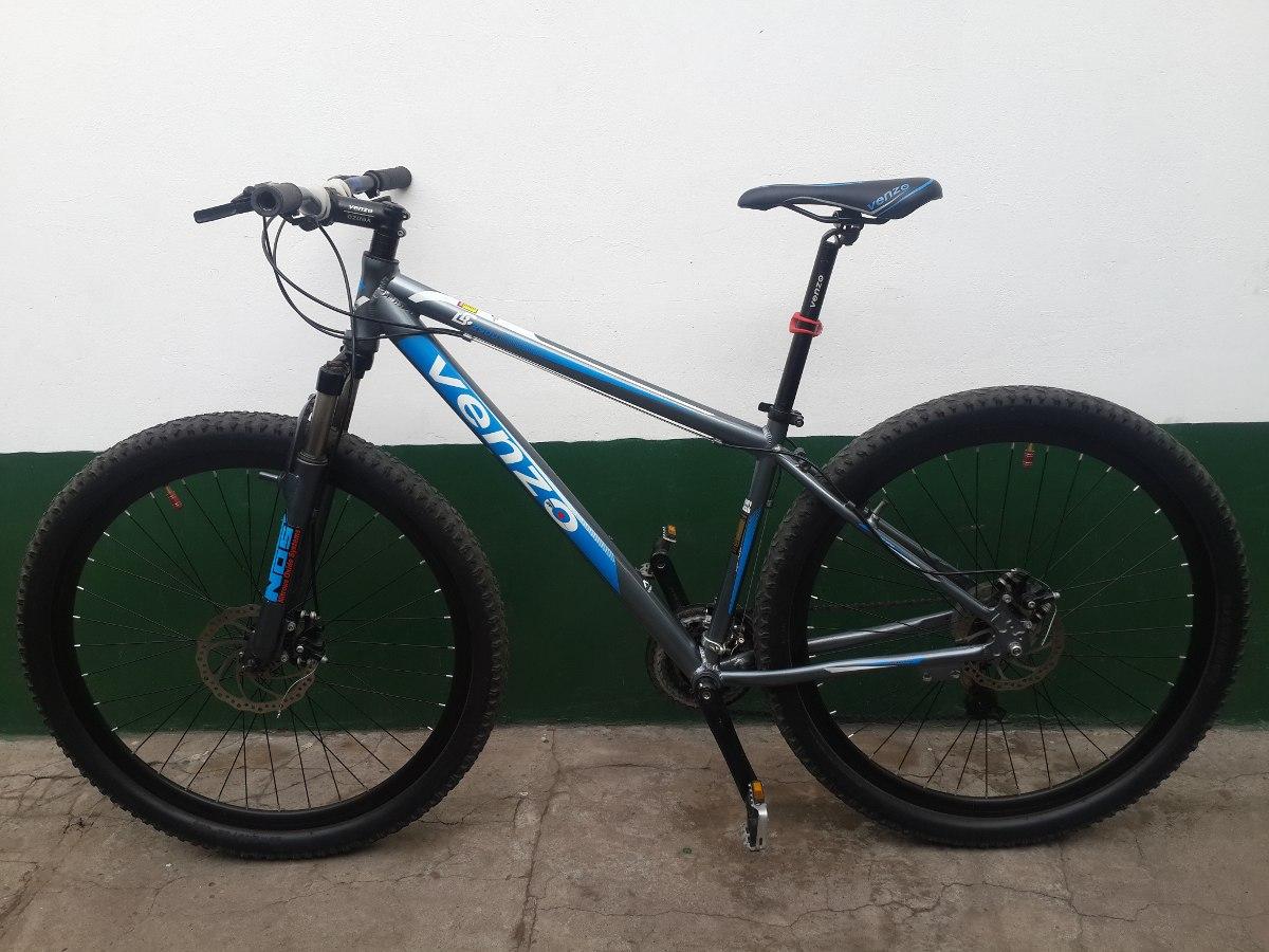 ba063c836 bicicleta mountain bike rodado 29 doble freno a disco 21 vel. Cargando zoom.