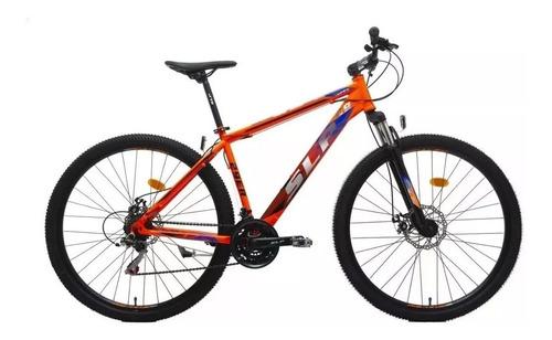 bicicleta mountain bike slp 10 r29 21v shimano f.disc susp.