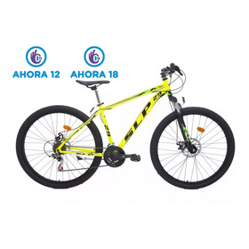 Bicicleta Mountain Bike Slp 5 R29 21v Shimano F/disco Susp.