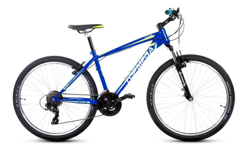 bicicleta mountain bike top mega rowen 21v r26 shimano+envio