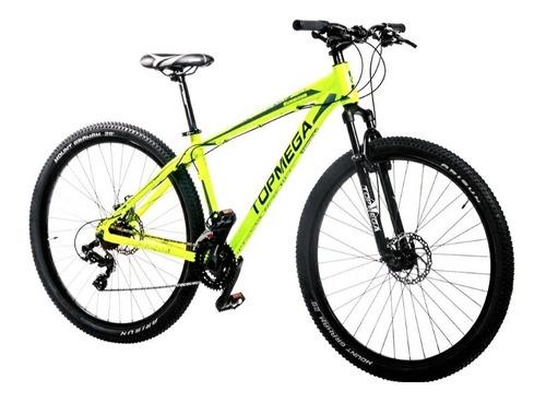 bicicleta mountain bike top mega sunshine rodado 29