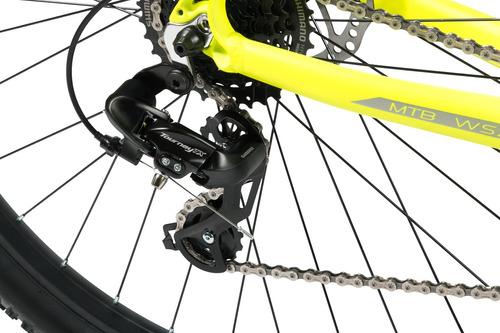 bicicleta mountain bike top mega thor r29 talle s,m,l