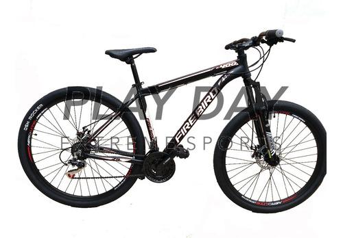 bicicleta mountain fire bird rodado 29 shimano susp envio