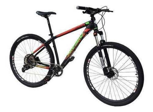 bicicleta mountain firebird aluminio rodado 29 disco -cuotas