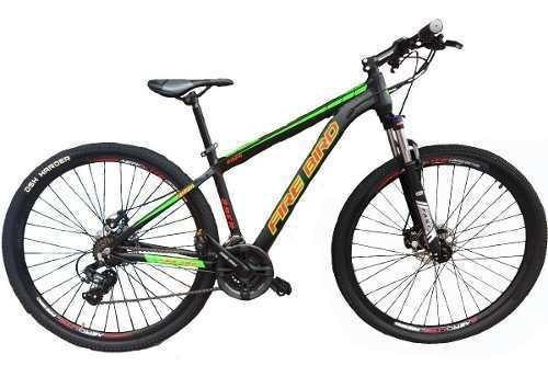 bicicleta mountain firebird aluminio rodado 29 disco mecanic