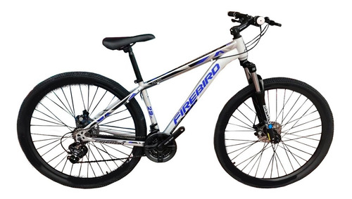 bicicleta mountain firebird  r29 shimano disco susp bloqueo