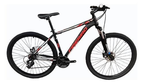 bicicleta mountain firebird  r29 shimano disco suspension