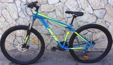 bicicleta mountainbike monterra x1blue 29 2019