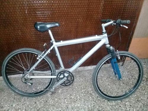 bicicleta mountanbike de aluminio con cambios