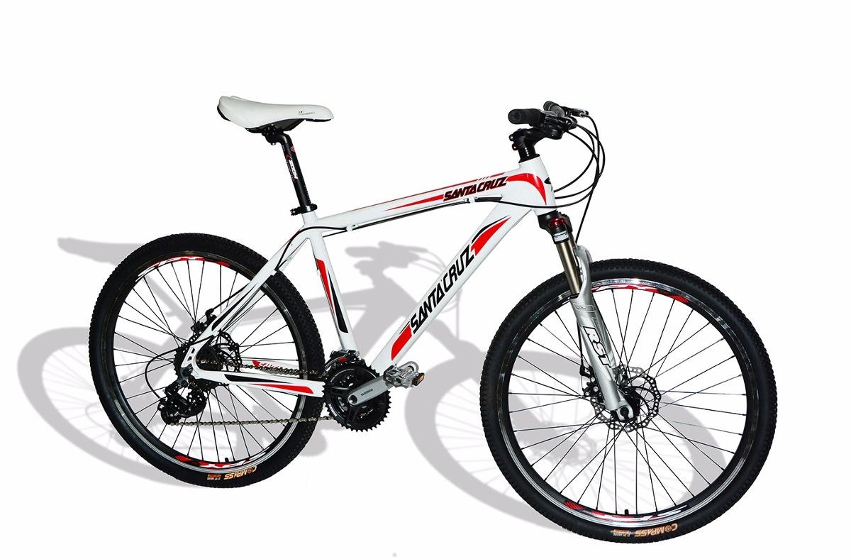 Bicicleta Mtb Aluminio Santa Cruz Rodado 26 Freno A Disco - $ 18.980 ...