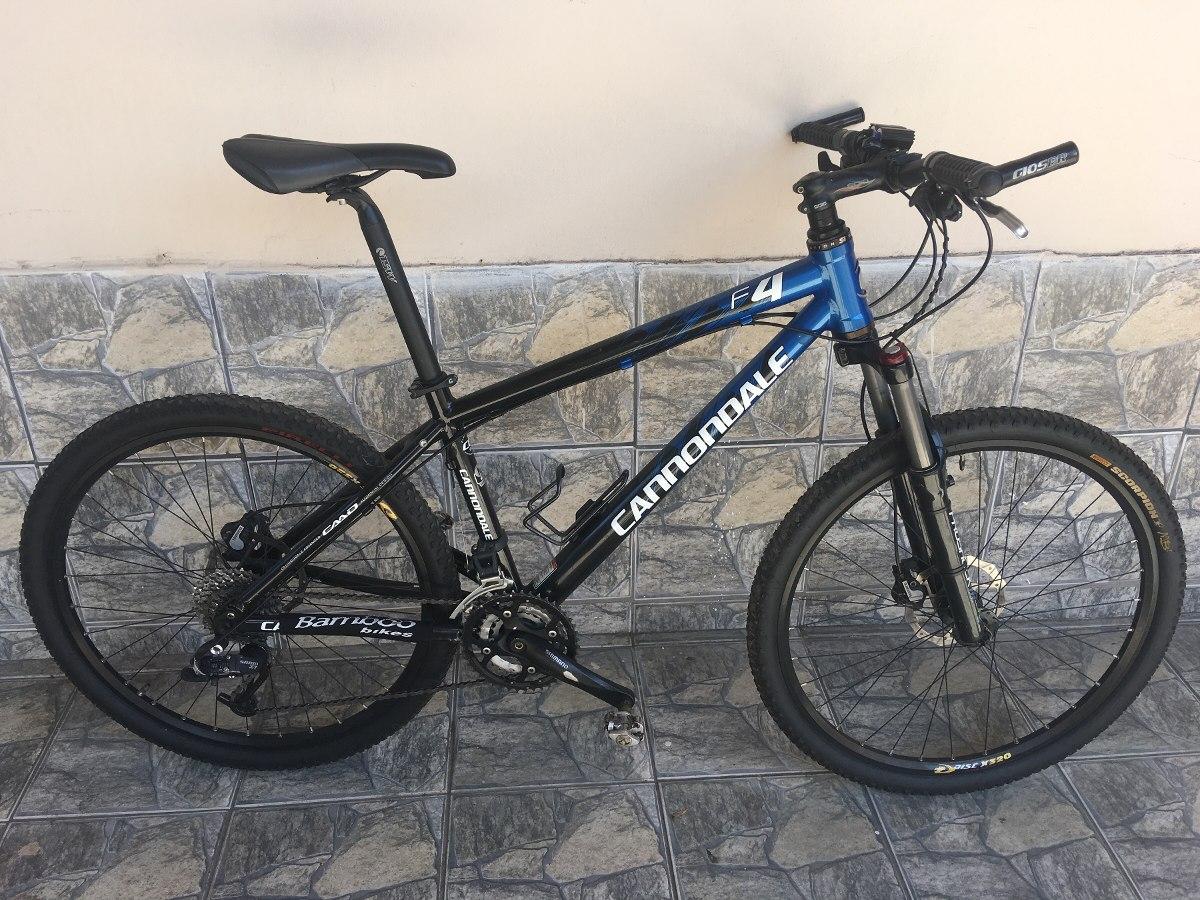 Bicicleta Mtb Cannondale F4 Aro 26 R 1 800 00 Em Mercado Livre