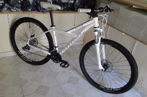 bicicleta mtb cannondale tango sl29 3 - média (2013) nova !