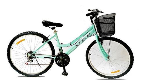 bicicleta mtb de mujer aro 26  - nuevas