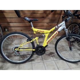 Bicicleta Mtb Doble Suspencion. Dagnino Bikes