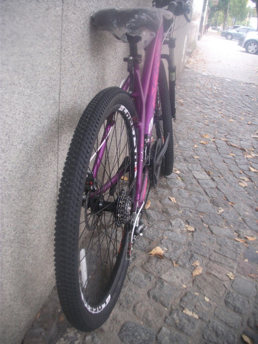 bicicleta mtb fire bird 27,5 disco bloqueo 2019 // richard