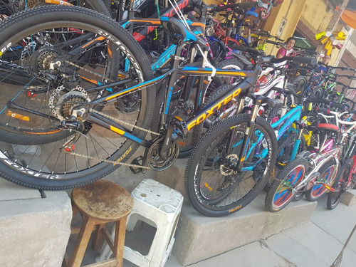 bicicleta mtb foxter 6.0 talle (m)r29