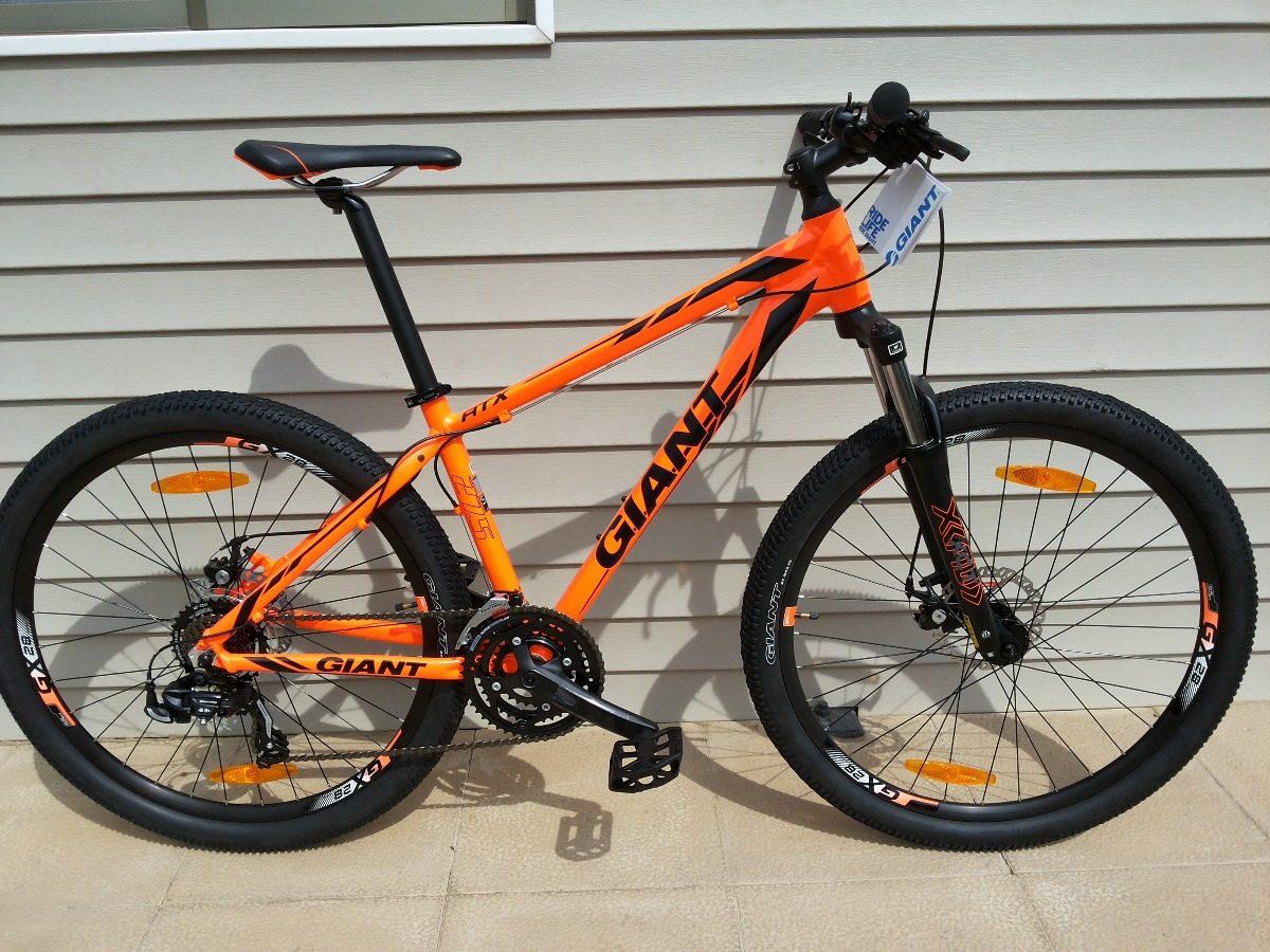 Bicicleta Mtb Giant Atx 27 5 2 2017 2018 Talla S 326 000 En