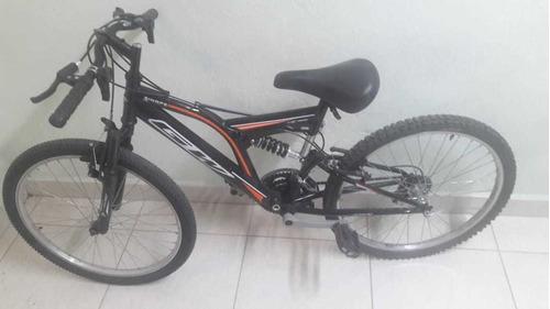 bicicleta mtb, gw sinope, poco uso